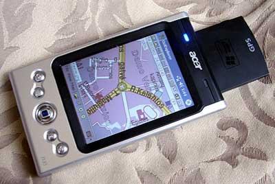 ACER GPS n35