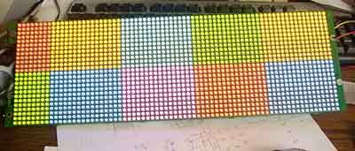 RGB matrix