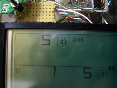 graphics LCD controller Verilog source