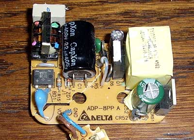ipod PSU internals