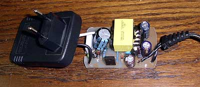5V wall brick PSU