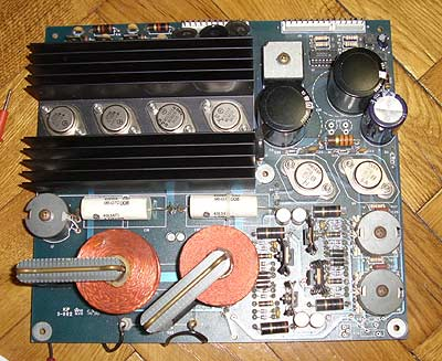 HV PSU Power board