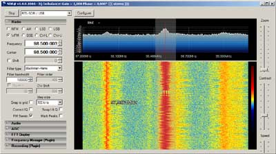 ezcap SDR sharp