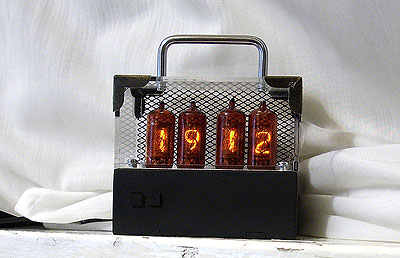 nixie clock