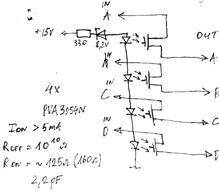 mute circuit diagram