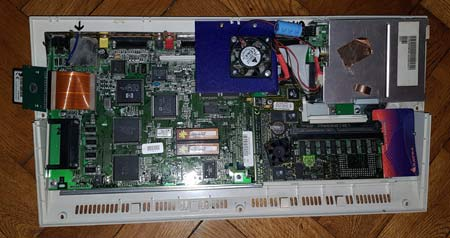 Amiga 1200 turbo